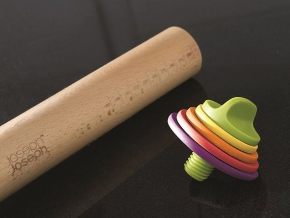 Wałek do ciasta ADJUSTABLE ROLLING PIN Joseph Joseph multicolor